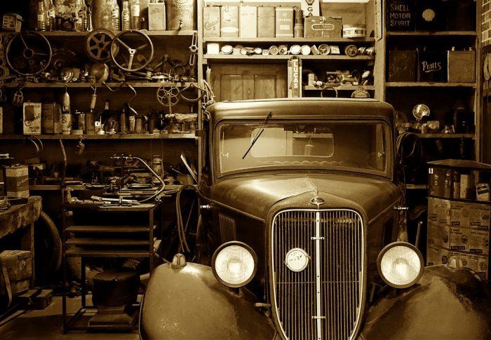 Se lancer dans la restauration automobile